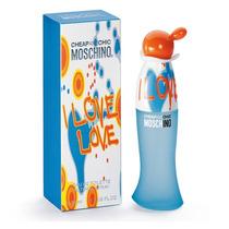 Perfume Moschino I Love Love Feminino Edt 50ml Fiorah