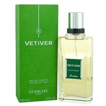 Perfume Vetiver Guerlain Edt Masculino 100ml 12x Fret Gratis