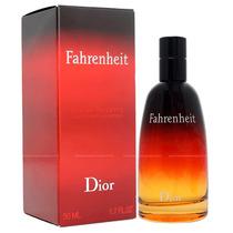 Fahrenheit Dior Masc 50ml-original-lacrado-frete Grátis