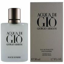 Perfume Acqua Di Gio 50ml Giorgio Armani Masculino