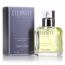 Perfume Eternity Calvin Klein Edt Masculino 100ml Original