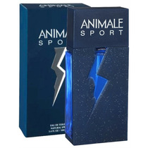 Animale Sport Masculino Eau De Toilette 50ml
