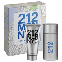 Perfume 212 Men Nyc 100 Ml Kit