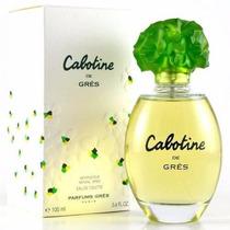 Perfume Cabotine 100ml Parf Gres Paris Feminino 100%original
