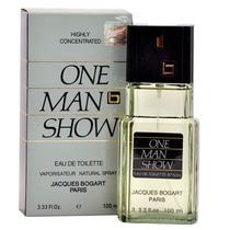 Perfume One Man Show 100ml Jacques Bogart Original Importado