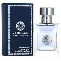 Versace Pour Homme 30ml Masculino | Lacrado 100% Original
