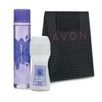 Essência Sensual Avon - Colonia 100 Ml + Desodorante- Kit