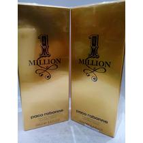 Perfume 1 One Million Paco Rabanne 100 Ml Masculino Original
