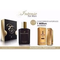 Perfume 1 Million - Paco Rabanne Fragancia Boulevard Monde