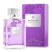 Perfume Beckham Signature Women - 50ml Novo Lacrado