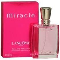 Perfume Miracle By Lancôme Edp100ml. - Original - Lacrado -