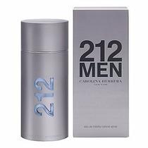 Perfume Carolina Herrera Edt 212 For Men 30 Ml