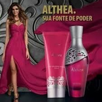Perfume Althea + Hidratante Corporal _ Eudora