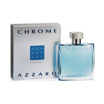 Perfume Import. Masculino Azzaro Chrome 100ml-100% Origina I