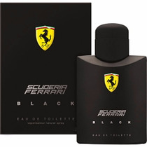 Perfume Ferrari Black 125ml - 100% Original E Lacrado.