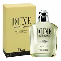 Dior Dune Pour Homme 100ml Masculino - Lacrado 100% Original