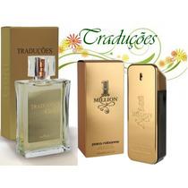 Perfume One Million 100ml Hinode Fragrância Original.