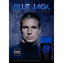 Perfume Paris Elysees Masculino Billion $ Blue Jack