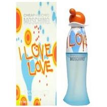 Perfume Moschino I Love Love Feminino Edt 50 Ml