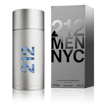 Perfume Carolina Herrera 212 Nyc 100ml Masculino - Original