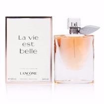 Perfume La Vie Est Belle Lancôme 100ml Edp Original Lacrado