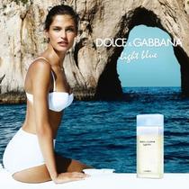 Perfume Light Blue Edt Feminino 50ml Dolce & Gabbana