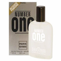 Edt Paris Elysees Masculino Number One 100ml