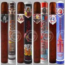 Kit 10 Uni De Perfume Cuba 35ml -! 100% Original P Entrega!!