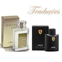 Perfume Hinode Traduções Gold 28 - Ref. Ferrari Black