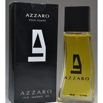 Perfume Azzaro Pour Homme 50ml - Edt - Lacrado E Autentico