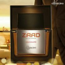 Zaad Vision Eau De Parfum Masc.95ml Original Lacrado +brinde