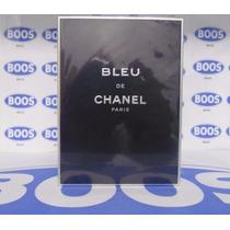 Perfume Chanel Bleu 100ml Edt Masculino Original Lacrado
