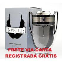 Paco Rabanne Invictus Decant Amostra 5ml Frete Grátis*