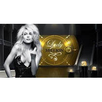 Lady Million Perfume 100% Original Frete Gratis E Brinde