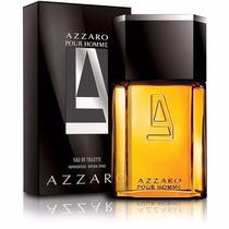 Azzaro Perfume Masculino Pour Homme - Eau De Toilette 100ml