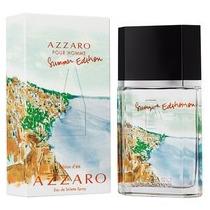 Azzaro Pour Homme Summer Edition Eau De Toilette 100ml
