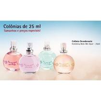 Kit De Perfumes Jequiti = 10 De Cada = 25 Ml Cada
