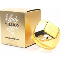 Perfume Lady Million Feminino 80ml Edp Paco Rabanne