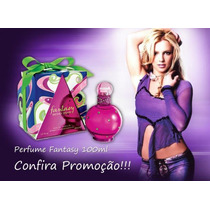 Perfume Fantasy Britney Spears 100ml Original Frete Gratis