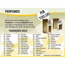 Promoção!! Traduções Gold Hinode 100ml + 01 Doutorzinho!!
