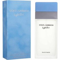 Perfume Dolce & Gabbana Light Blue Feminino 100ml - Original