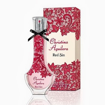 Perfume Christina Aguilera Red Sin Edp 30 Ml - Original