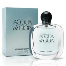 Perfume Acqua Di Gioia Edp 100 Ml - Original E Lacrado