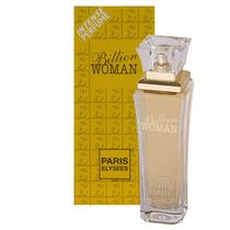 Billion Woman - Feminino - Edt 100 Ml - Paris Elysees