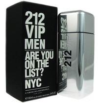 Perfume 212 Vip Men 100ml - Original E Envio Imediato