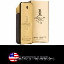 Perfume One Million Masculino 100 Ml Original Paco Rabanne