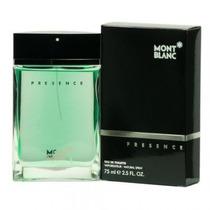 Perfume Mont Blanc Presence Men 75 Ml - Original E Lacrado