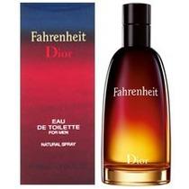 Perfume Fahrenheit Edt 200ml Masculino - Orig. Frete Grátis