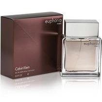 Calvin Klein Euphoria Men Edt Masc Produto Original 100 Ml
