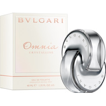 Perfume Bvlgari Omnia Crystalline Edt Feminino 40ml